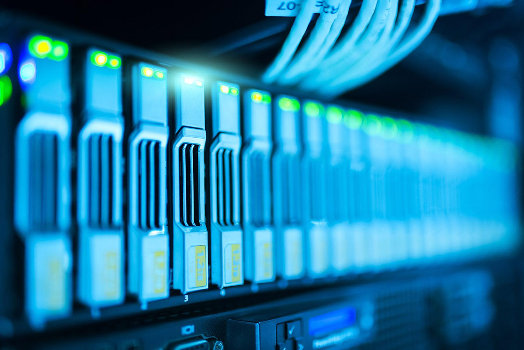 cloud computing interhost
